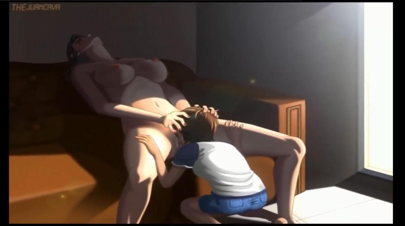 【エロアニメ|ショタx熟女】友達の美人ママに包茎チ〇ポ筆下ろし☆熟女マ〇コじゅるじゅる舐めて皮被りチ〇ポぶち込み脱童貞♪